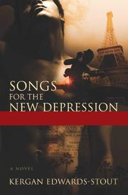 Cover art for SONGS FOR THE NEW DEPRESSION