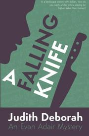 Cover art for A FALLING KNIFE