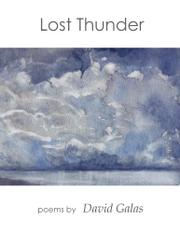 Book Cover for LOST THUNDER