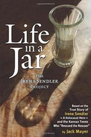 Cover art for LIFE IN A JAR
