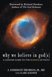 Cover art for WHY WE BELIEVE IN GOD(S)