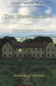 Cover art for THE WHIPPING CLUB