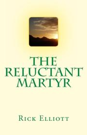 Cover art for THE RELUCTANT MARTYR