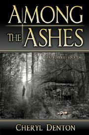 Cover art for AMONG THE ASHES