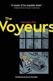 Cover art for THE VOYEURS