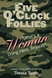 Book Cover for THE FIVE O'CLOCK FOLLIES