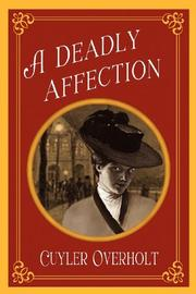 Cover art for A DEADLY AFFECTION