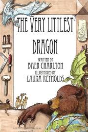 Cover art for THE VERY LITTLEST DRAGON