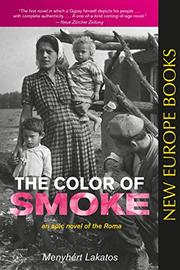 THE COLOR OF SMOKE by Menyhért Lakatos