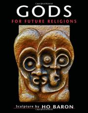 Cover art for GODS FOR FUTURE RELIGIONS