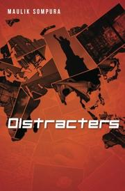 Cover art for DISTRACTERS