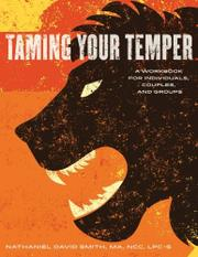 TAMING YOUR TEMPER by Nathaniel David Smith