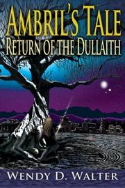 Cover art for Ambril's Tale, The Return of the Dullaith