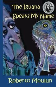 Cover art for THE IGUANA SPEAKS MY NAME