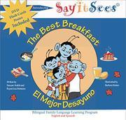 SayitSees The Best Breakfast El Mejor Desayuno by Sousan Arafeh