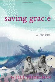Cover art for SAVING GRACIE