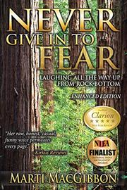 Cover art for NEVER GIVE IN TO FEAR