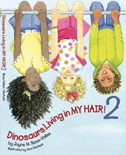 DINOSAURS LIVING IN MY HAIR! 2 Cover