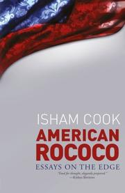 American Rococo by Isham Cook