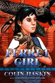Book Cover for FERRET GIRL