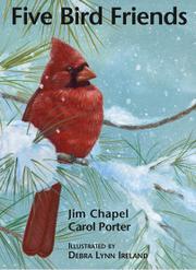 FIVE BIRD FRIENDS by Jim Chapel