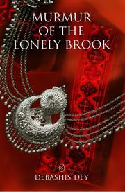 Book Cover for MURMUR OF THE LONELY BROOK