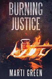 BURNING JUSTICE Cover