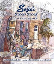 SOFIA'S STOOP STORY by Maria LaPlaca Bohrer