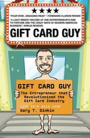 """GIFT CARD GUY"" by Gary T. Dinkin"