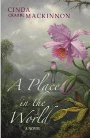 A Place in the World by Cinda Crabbe MacKinnon