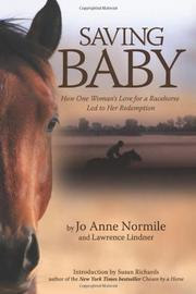 Saving Baby by Jo Anne Normile
