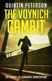THE VOYNICH GAMBIT by Quintin Peterson