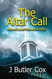 THE ALTAR CALL by J. Butler  Cox