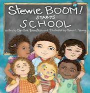 Stewie BOOM! Starts School by Christine Bronstein