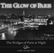 THE GLOW OF PARIS Cover