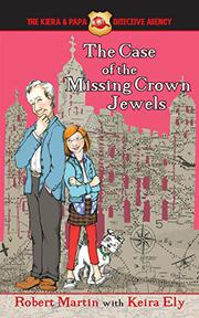 The Case of the Missing Crown Jewels by Bob Martin
