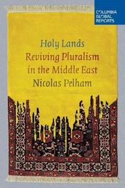 HOLY LANDS by Nicolas Pelham