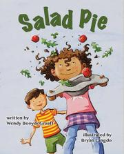 SALAD PIE by Wendy BooydeGraaff