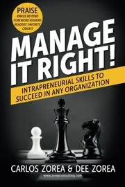 Manage It Right! by Carlos Zorea
