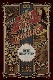 DIVINE INTERVENTION by Elyse Kishimoto