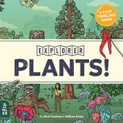 PLANTS! by Nick Forshaw