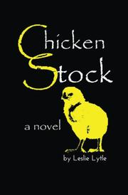 Chicken Stock by Leslie Lytle