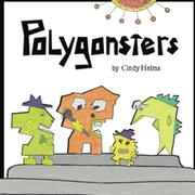 POLYGONSTERS by Cindy Helms