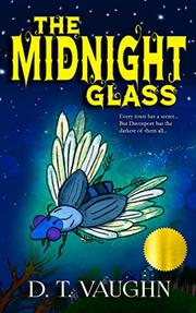 THE MIDNIGHT GLASS by D.T. Vaughn