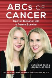 ABCs of CANCER by Katherine Carr