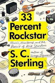 33 PERCENT ROCKSTAR by S.C. Sterling