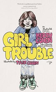 GIRL TROUBLE by Kerry Cohen