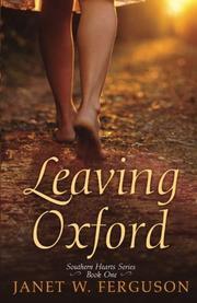 Leaving Oxford by Janet W. Ferguson
