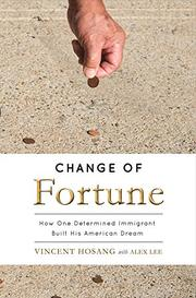 CHANGE OF FORTUNE Cover