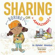 SHARING...BORING? OR AMAZING! Cover